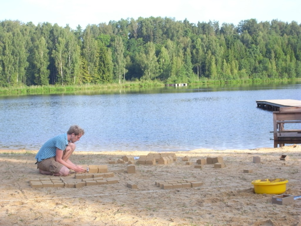 Sand mapping