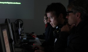 Rigoletto24 collaborative writing LAN party participant IMG_1578
